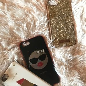 Set of iPhone 7 cases